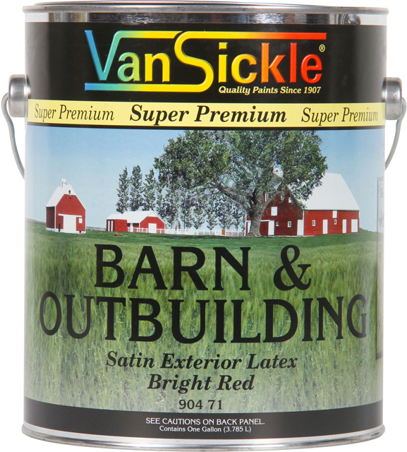 Barn & Outbuilding Super Premium Latex